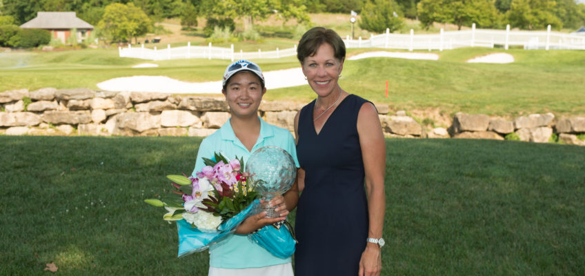 Rose Zhang Captures Girls Junior PGA Championship in Record-Tying Fashion