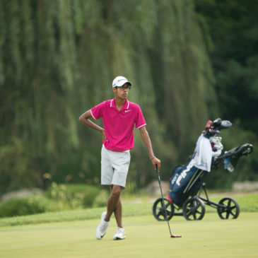 15-Year-Old Akshay Bhatia's  Flirts with Golf's Sound Barrier with a Record 61  at the 42nd Boys Junior PGA Championship