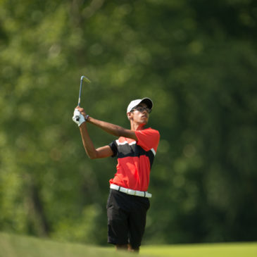 Akshay Bhatia Continues to Break Records in the Third Round  of the 42nd Boys Junior PGA Championship
