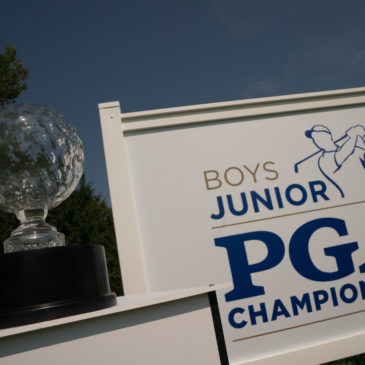 Round 1 Starting Times – 43rd Boys Junior PGA Championship
