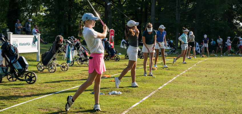 2019 Girls Junior PGA Championship – Round One Photos